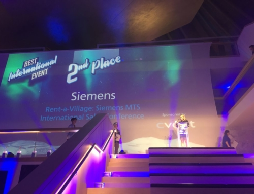 SIEMENS wins at ICE Award