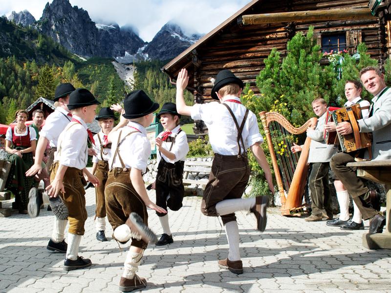 Folklore©SalzburgerLand Tourismus